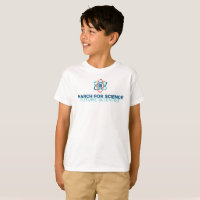 March for Science SV Future Scientist T-Shirt
