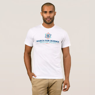 March for Science SV Men's T-shirt White