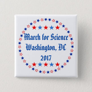 March for Science Washington DC Button