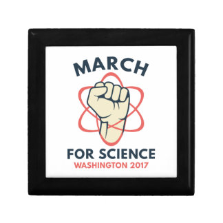 March For Science Washington Jewelry Box