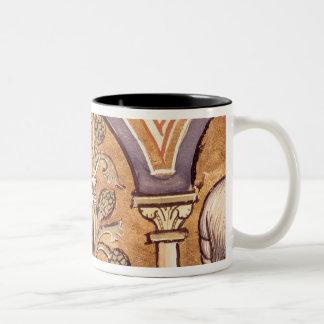 March: Grafting Trees Two-Tone Coffee Mug