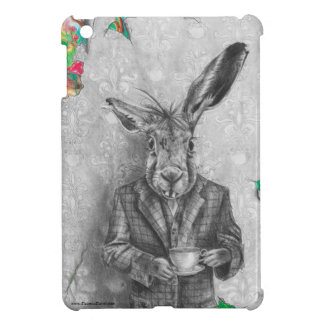 March Hare iPad Case Alice in Wonderland