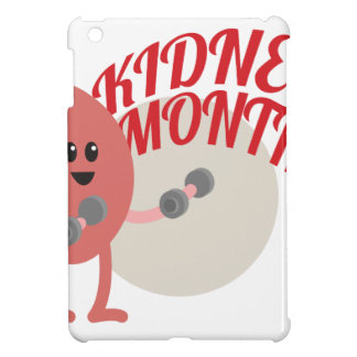 March - Kidney Month - Appreciation Day Cover For The iPad Mini