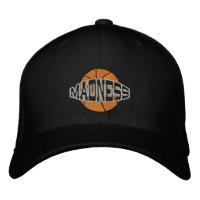 March Madness Embroiderd Cap Baseball Cap