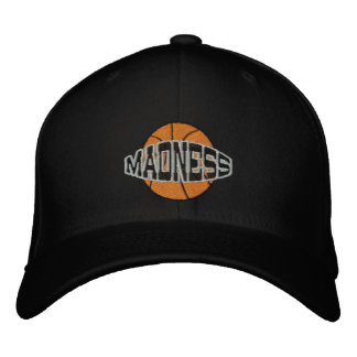 March Madness Embroiderd Cap Baseball Cap
