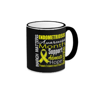 March Matters Endometriosis Awareness Month Mug