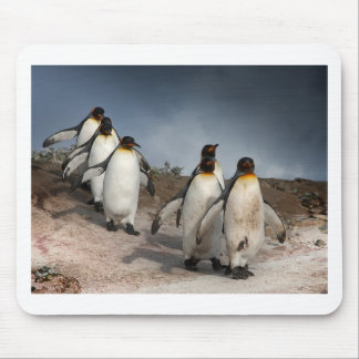 March of the Penguins Mouse Pad