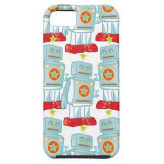 March of the robots iPhone SE/5/5s case