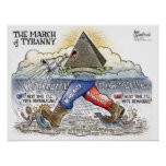 March of Tyranny Poster