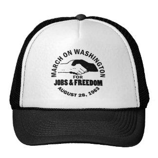 March on Washington Hat
