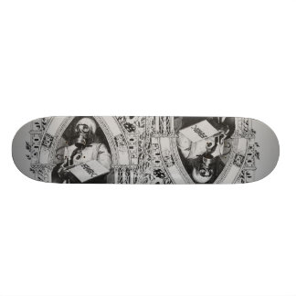 March out of Paradise Skateboard Decks