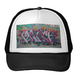 'MARCH' PIECE BY CHARM TRUCKER HAT
