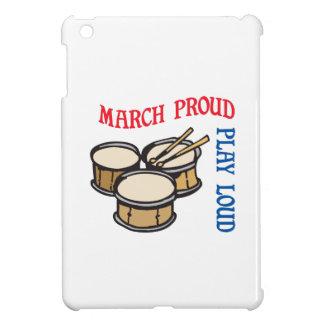 MARCH PROUD PLAY LOUD iPad MINI COVERS