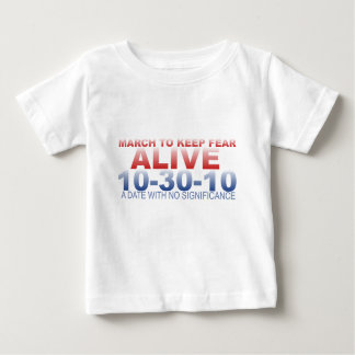 MARCH TO KEEP FEAR ALIVE BABY T-Shirt