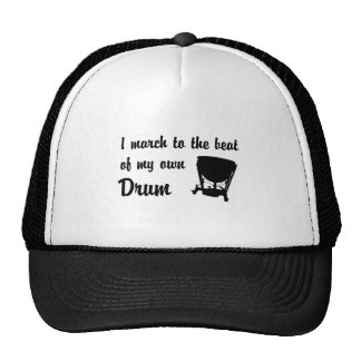 March to the Beat: Timpani Trucker Hats