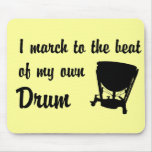 March to the Beat: Timpani Mousepads