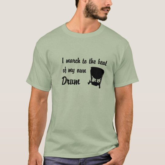 March to the Beat: Timpani T-Shirt