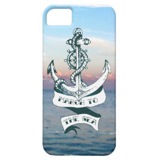 March To The Sea iPhone SE/5/5s Case