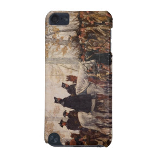 March to Valley Forge - William Trego (1883) iPod Touch (5th Generation) Case