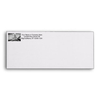 March to your own drummer tom background envelope