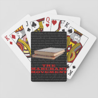 Marchant or Bust! Playing Cards