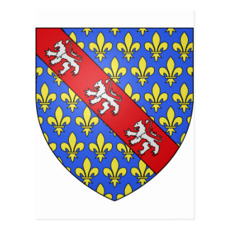 Marche (France)  Coat of Arms Post Cards