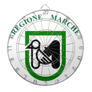 Marche (Italy) Flag Dartboards