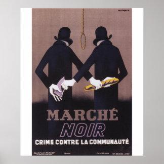 Marche Propaganda Poster