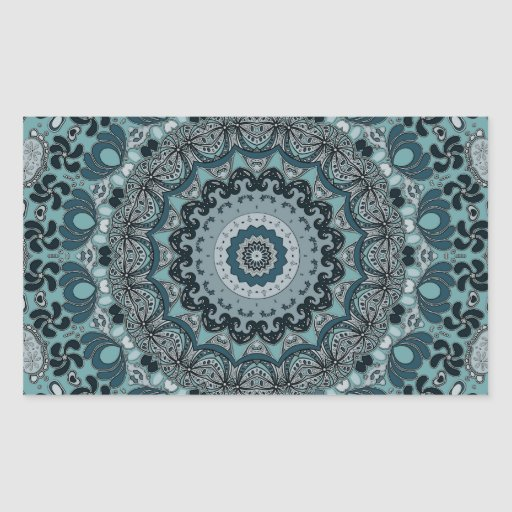 Marchelle Kaleidoscope Design Sticker