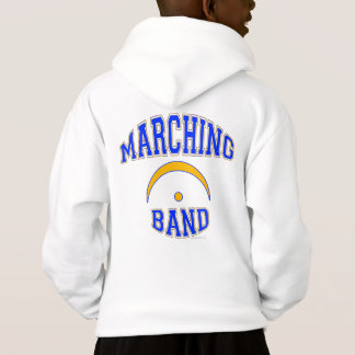 Marching Band and Proud of It Hoodie
