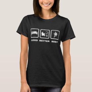 Marching Band - Bass Cymbal T-Shirt