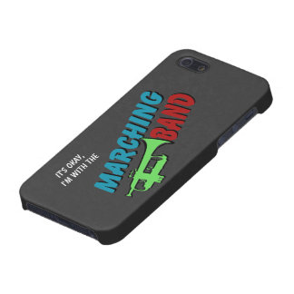 Marching Band Case For iPhone SE/5/5s
