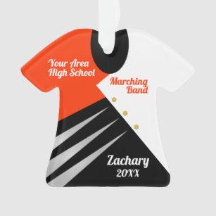 Marching Band Uniforms Ornaments & Keepsake Ornaments | Zazzle