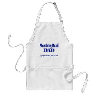 Marching Band Dad/ Baritone Adult Apron