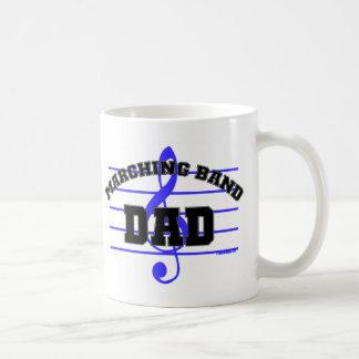 Marching Band Dad Classic White Coffee Mug