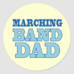 Marching Band Dad Sticker