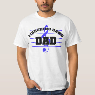 Marching Band Dad T-Shirt