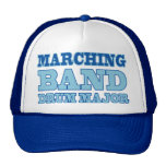 Marching-Band-Drum-Major Hat