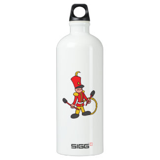 MARCHING BAND DRUMMER ALUMINUM WATER BOTTLE