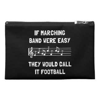 Marching Band Easy Travel Accessories Bags