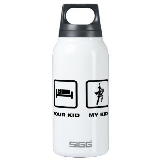 Marching Band - French Horn 10 Oz Insulated SIGG Thermos Water Bottle