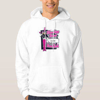 Marching Band Geek Pink Hoodie