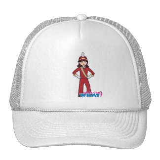 Marching Band Girl Trucker Hat