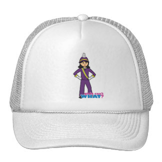 Marching Band Girl -  Medium Trucker Hat