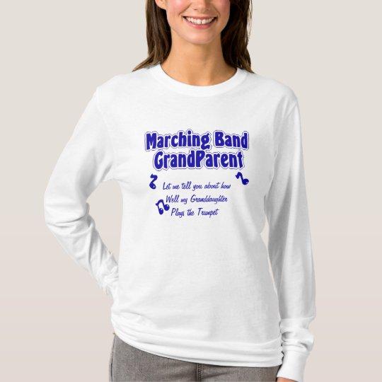 Marching Band Grandparent/Granddaughter T-Shirt