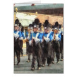 Marching Band Greeting Cards