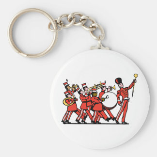 Marching Band Key Chain
