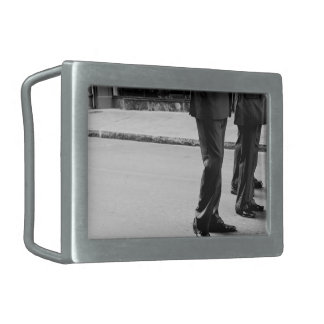 Marching band legs belt buckle