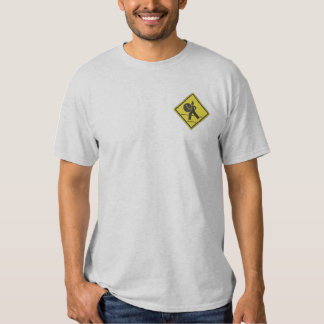 Marching Band Logo Embroidered T-Shirt