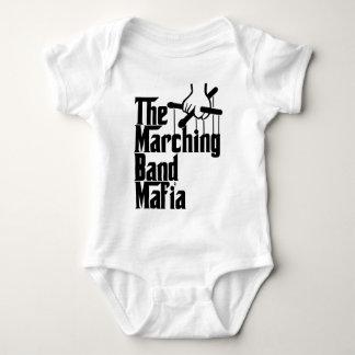 Marching Band Mafia Baby Bodysuit